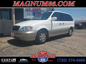 Picture of a 2003 KIA SEDONA EX