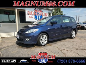 Picture of a 2008 MAZDA 5