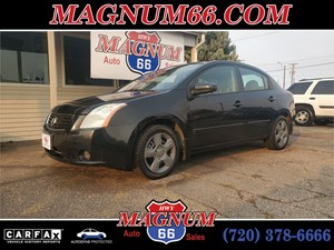 Picture of a 2009 NISSAN SENTRA 2.0