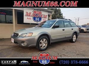 Picture of a 2005 SUBARU LEGACY OUTBACK 2.5I