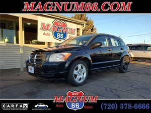 Picture of a 2008 DODGE CALIBER SXT