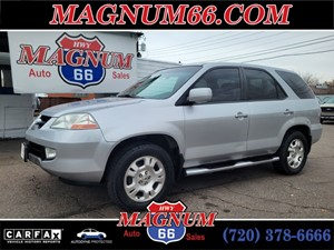 Picture of a 2002 ACURA MDX