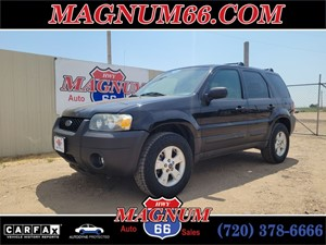 Picture of a 2006 FORD ESCAPE XLT