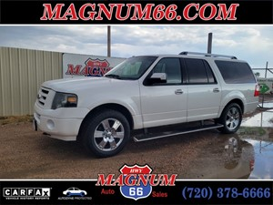 Picture of a 2010 FORD EXPEDITION EL LIMITED