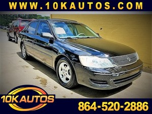 Picture of a 2000 Toyota Avalon XL