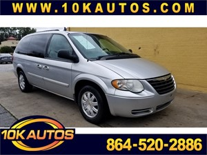 2005 CHRYSLER TOWN & COUNTRY TOURING ED for sale by dealer