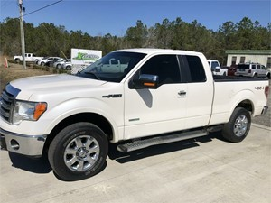 Picture of a 2013 FORD F150 SUPER CAB