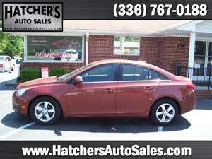 Picture of a 2013 Chevrolet Cruze 1LT Auto