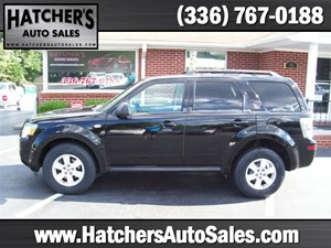 2009 Mercury Mariner V6 2WD for sale by dealer