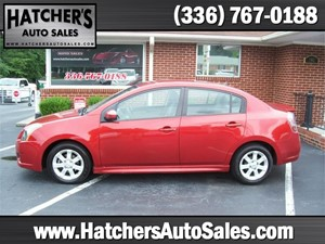 2011 Nissan Sentra 2.0 SR for sale by dealer