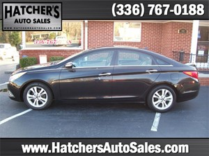 2013 Hyundai Sonata Limited Auto for sale by dealer