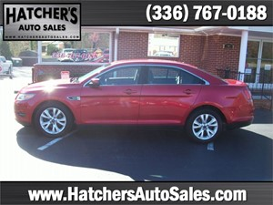 2012 Ford Taurus SEL AWD for sale by dealer