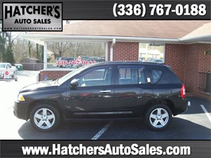 2010 Jeep Compass Sport FWD for sale by dealer