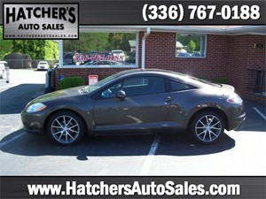 2012 Mitsubishi Eclipse GS  for sale by dealer