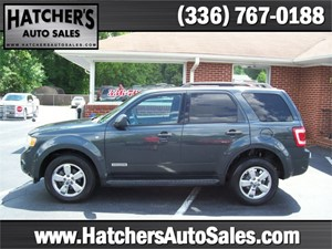 2008 Ford Escape XLT 2WD V6 for sale by dealer