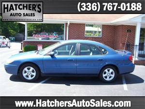 2004 Ford Taurus SE for sale by dealer