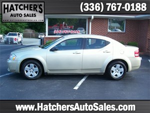 2010 Dodge Avenger SXT for sale by dealer