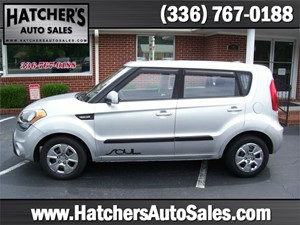 2012 Kia Soul  for sale by dealer