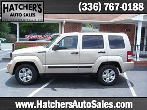 2011 Jeep Liberty Sport 4WD for sale by dealer