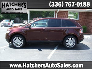 2010 Ford Edge Limited AWD for sale by dealer