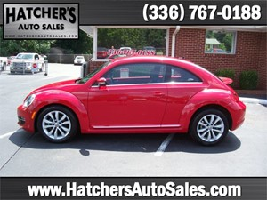 2013 Volkswagen Beetle 2.0T Turbo for sale by dealer