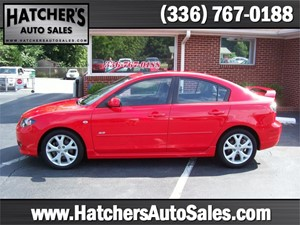 2008 Mazda MAZDA3 s Sport GT4-Door for sale by dealer