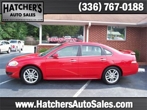 2013 Chevrolet Impala LTZ for sale by dealer