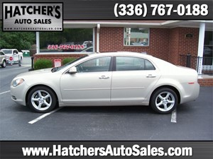 Picture of a 2012 Chevrolet Malibu 2LT