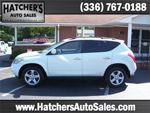 2005 Nissan Murano S AWD for sale by dealer