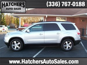 Picture of a 2010 GMC Acadia SLT-1 AWD