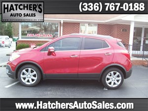 2015 Buick Encore Leather FWD for sale by dealer