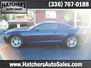 2015 Chevrolet Camaro 2LS Coupe for sale by dealer