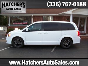 2018 Dodge Grand Caravan SE for sale by dealer