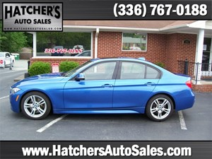 2014 BMW 3-Series 328i M SPORT for sale by dealer