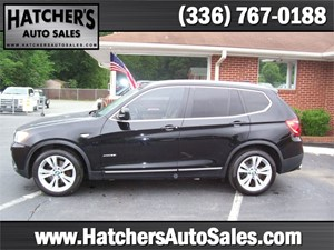 2011 BMW X3 xDrive35i for sale by dealer