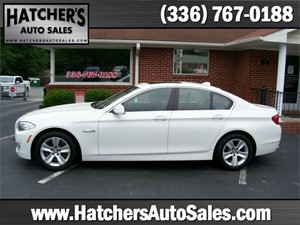 2013 BMW 5-Series 528i for sale by dealer