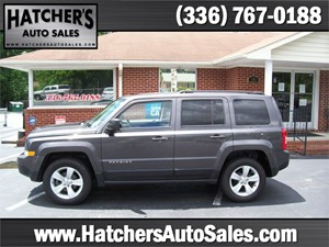 Picture of a 2014 Jeep Patriot Sport 4WD