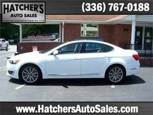2014 Kia Cadenza SXL for sale by dealer