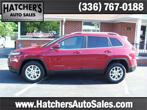 2016 Jeep Cherokee Latitude 4WD for sale by dealer