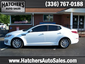 Picture of a 2014 Kia Optima EX