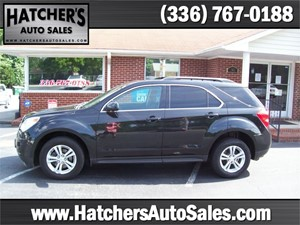 2011 Chevrolet Equinox 1LT AWD for sale by dealer