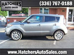 2018 Kia Soul + for sale by dealer
