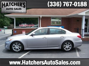 2012 Hyundai Genesis 3.8L for sale by dealer