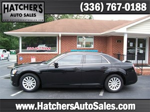Picture of a 2013 Chrysler 300 RWD