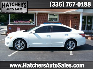 Picture of a 2014 Nissan Altima 3.5 SL