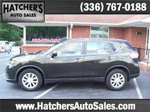 Picture of a 2015 Nissan Rogue S 2WD