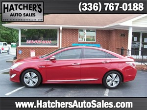 2015 Hyundai Sonata Hybrid Sedan Limited for sale by dealer
