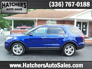 2013 Ford Explorer Limited FWD for sale by dealer