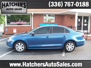 2017 Volkswagen Jetta 1.4T S 6A for sale by dealer