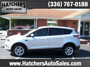2017 Ford Escape SE 4WD for sale by dealer